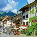 Красивые города Швейцарии