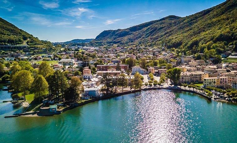 Самый красивый город Швейцарии