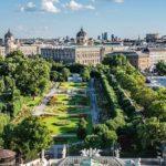 Самые красивые города Австрии - Вена