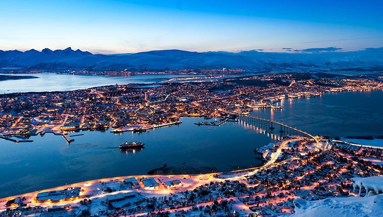 Самые красивые города Норвегии