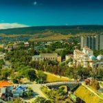 Красивейший город Крыма