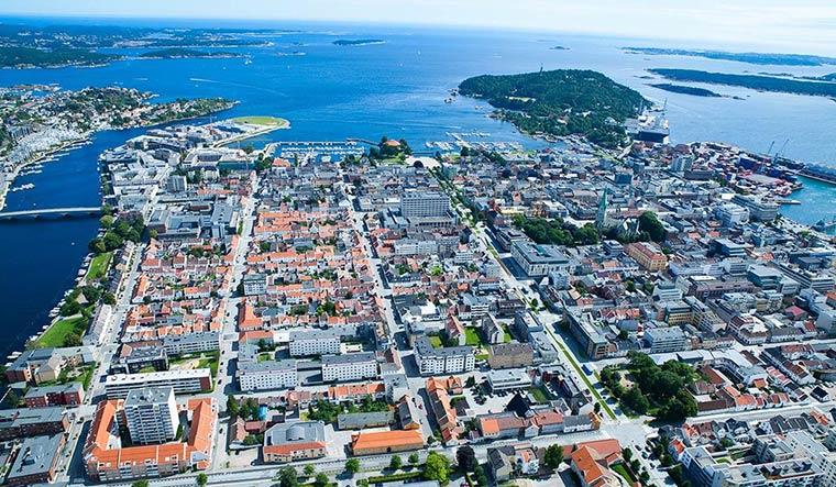 Норвегия: самые красивые города