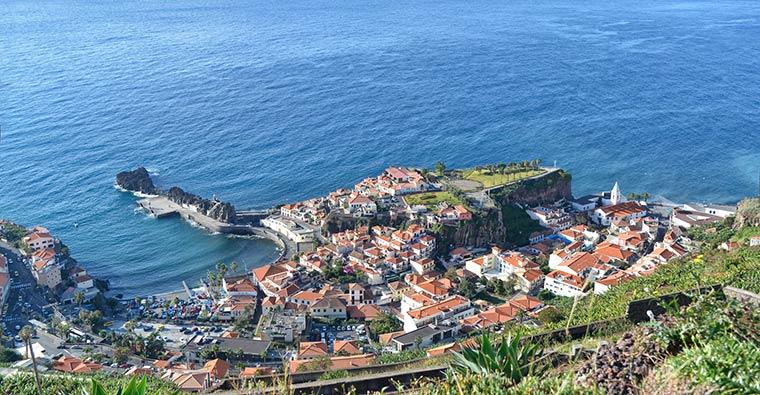 самые красивые города Португалии