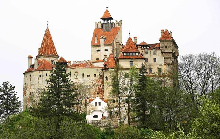 Лучшие замки Европы