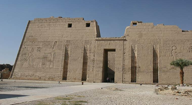Достопримечательности Египта: Мединет-Абу