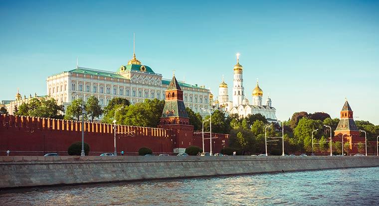 Достопримечательности России - фото с названиями и описанием