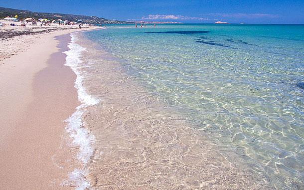 Погода на Сардинии в апреле 2019 / температура воды на 59