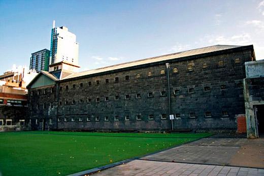 Таинственный австралийский музей-тюрьма