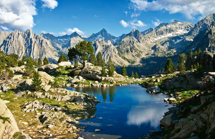Красивые места Испании