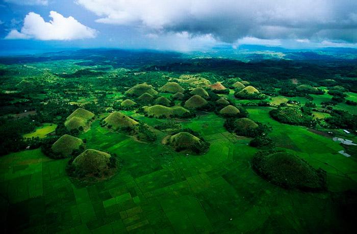 Остров Бохол на Филиппинах