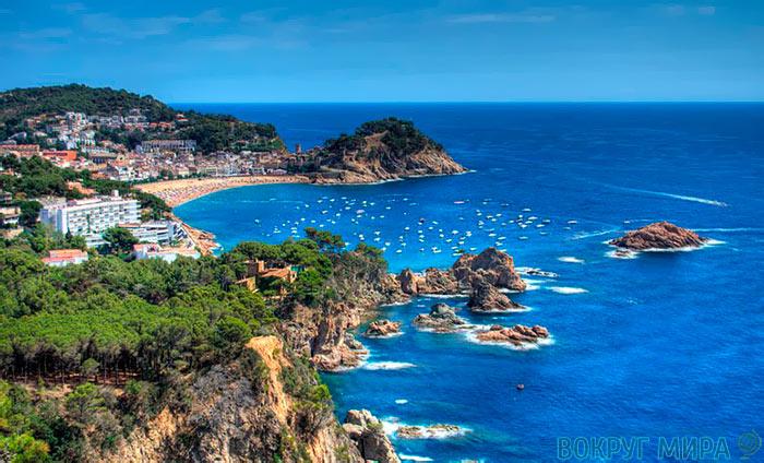 Лучшие морские курорты Европы