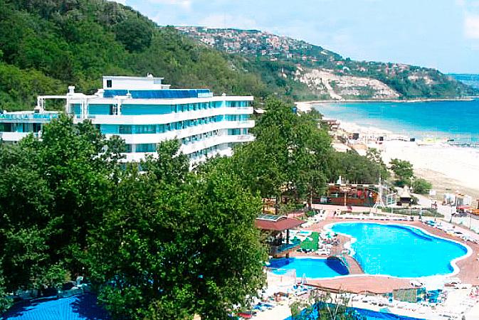 Отели курорта Албена