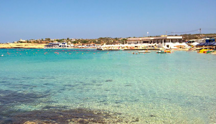 Лучшие пляжи Мальты