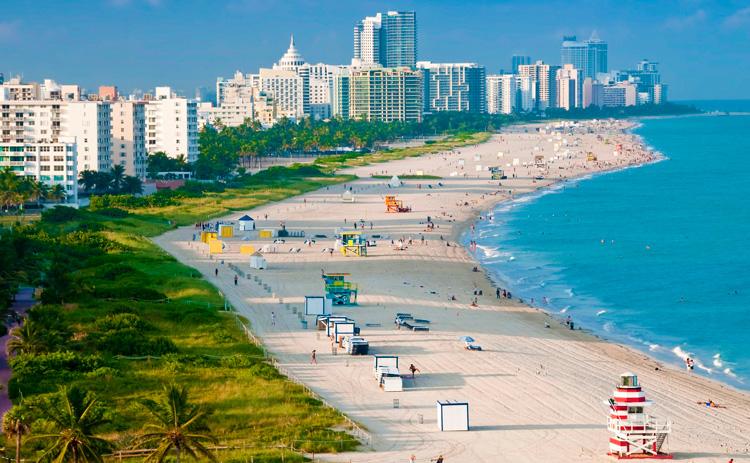 Лучшие пляжи известных городов
