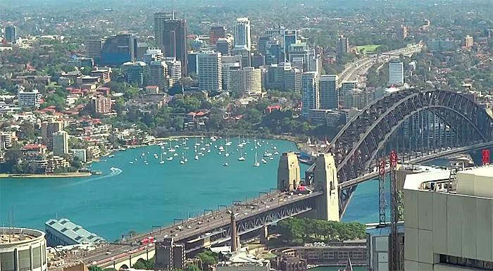 Изображение города Сидней