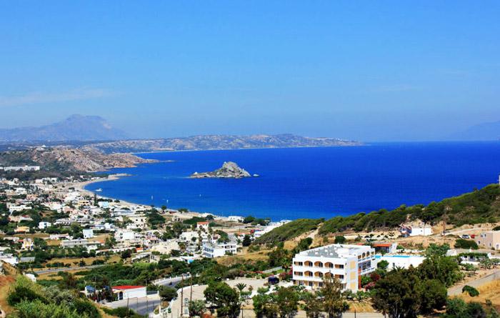 Остров Кос Греция