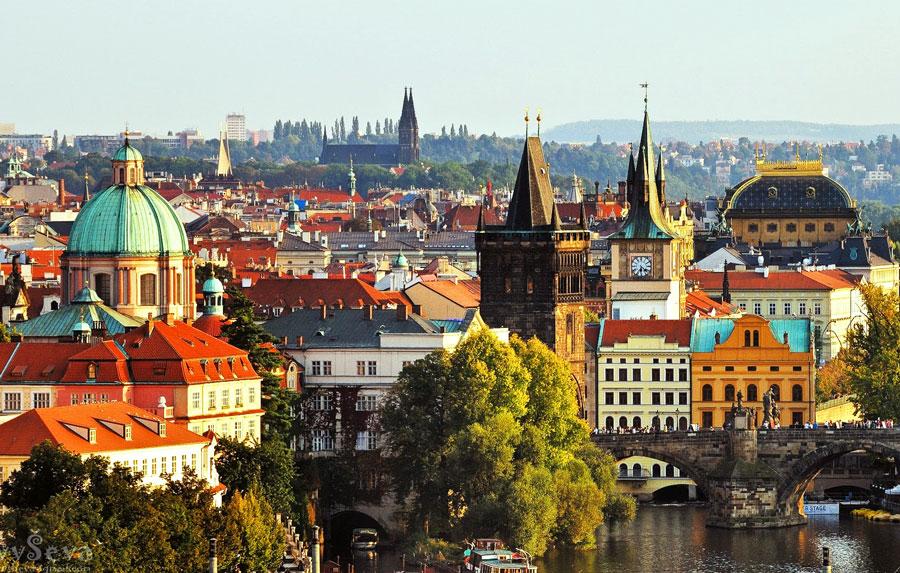 очаровательные города Восточной Европы