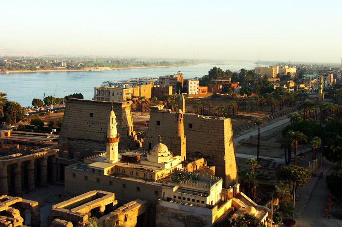 Отдых в Луксоре. Египет