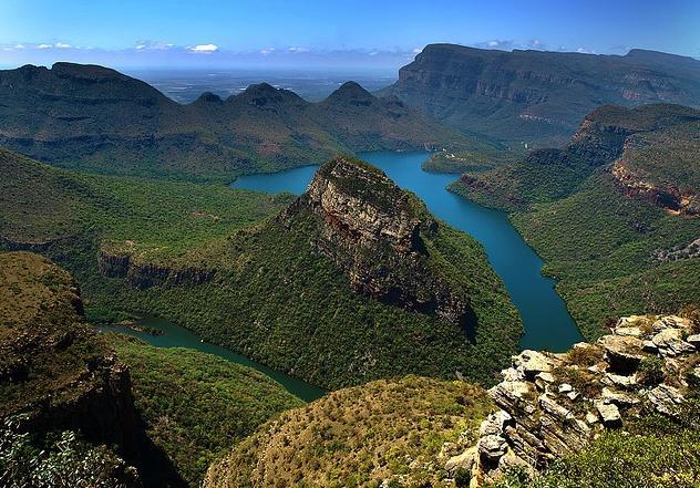 каньоны мира