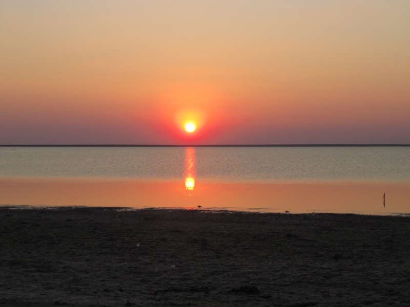Сивашский залив
