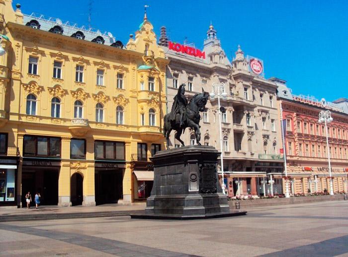 Достопримечательностей Загреба