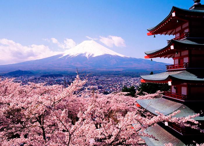 Особенности отдыха в Японии