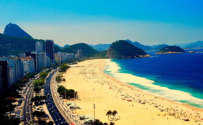 отдых в Рио