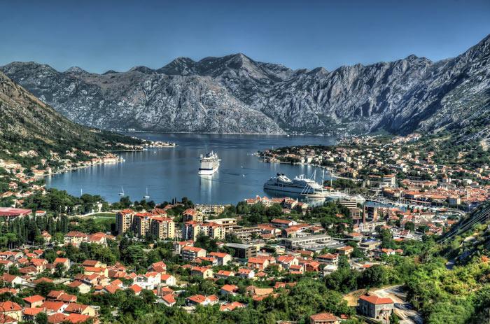 Туристическая Черногория