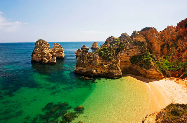 самые лучшие пляжи в Европе