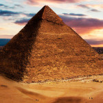 Древние пирамиды мира