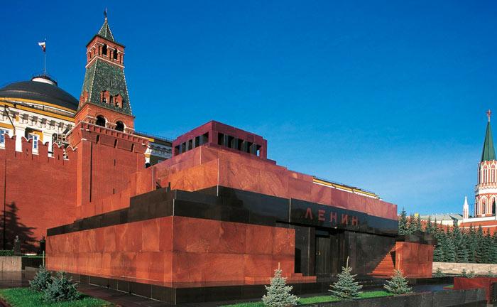 Что посетить в Москве: Мавзолей