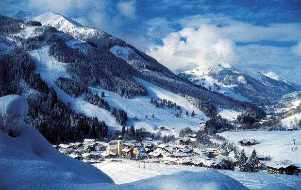 Куда поехать в феврале: Австрия