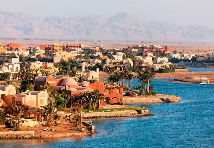 один из лучших курортов в Египте