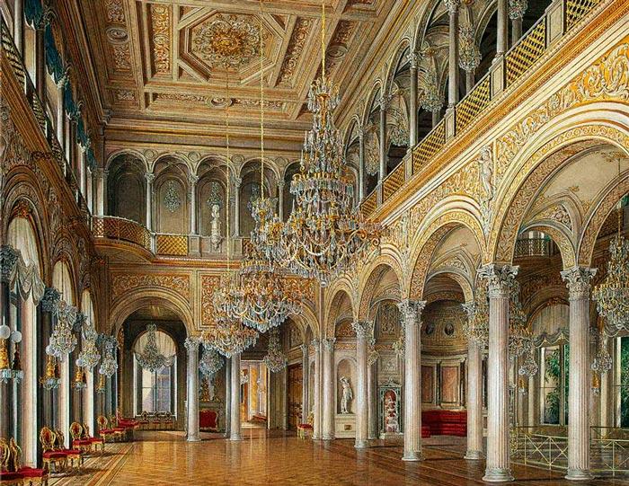 Что интересного посмотреть Санкт-Петербурге: Эрмитаж