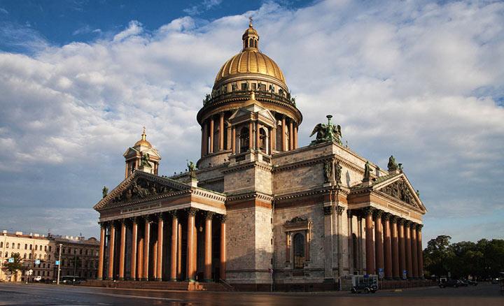 Интересное место в Санкт-Петербурге, которое стоит посмотреть