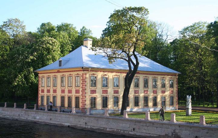 Что посмотреть Санкт-Петербурге: Летний дворец Петра I