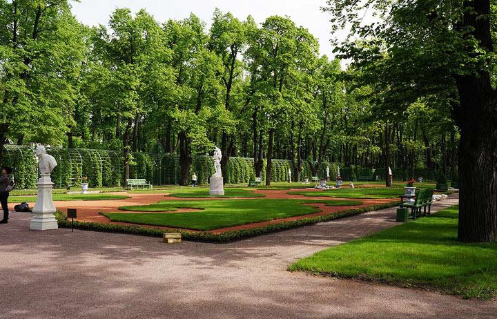 Что посмотреть в Санкт-Петербурге: Летний сад