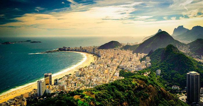 Куда поехать на отдых в феврале: Рио