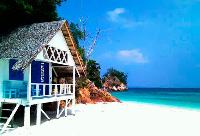 Лучшие морские курорты Малайзии
