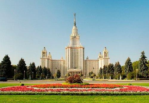 Что посетить в Москве