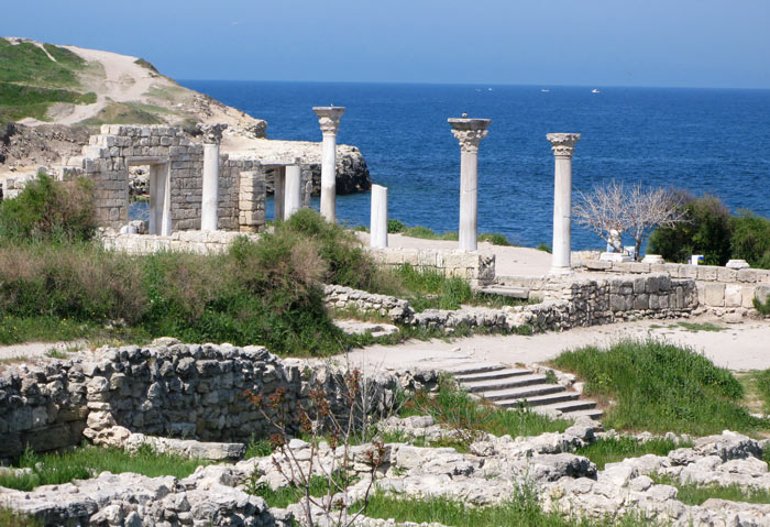 Красивые места в Крыму