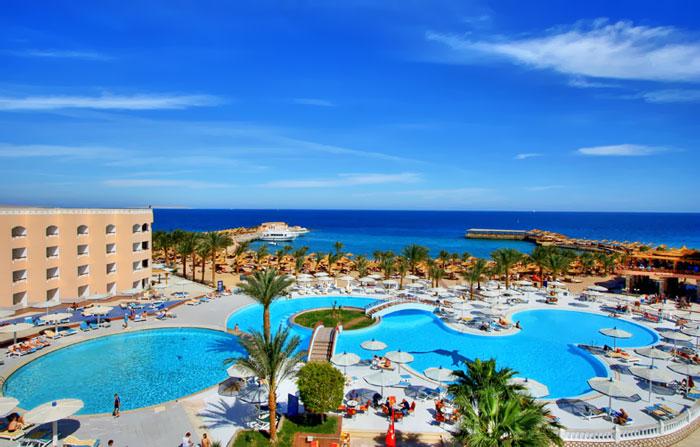 Лучшие морские курорты Египта