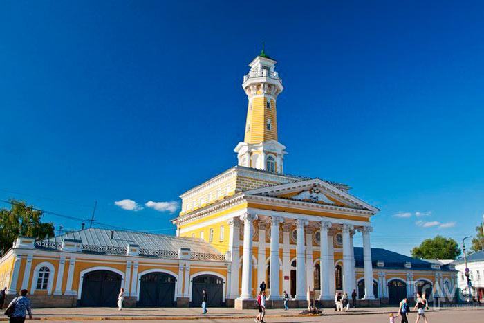 Что посмотреть в Костроме