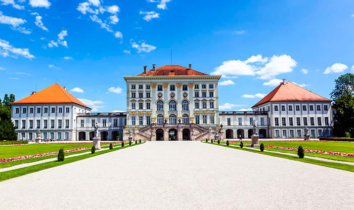 Что посетить в Мюнхене: Дворец Нимфенбург