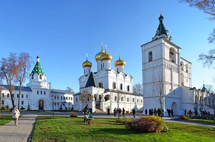 Что стоит посмотреть в Костроме