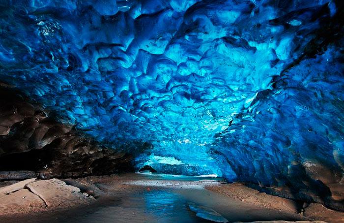Самые красивые места России: Кунгурская пещера