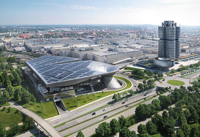 Что посетить в Мюнхене: Музей BMW