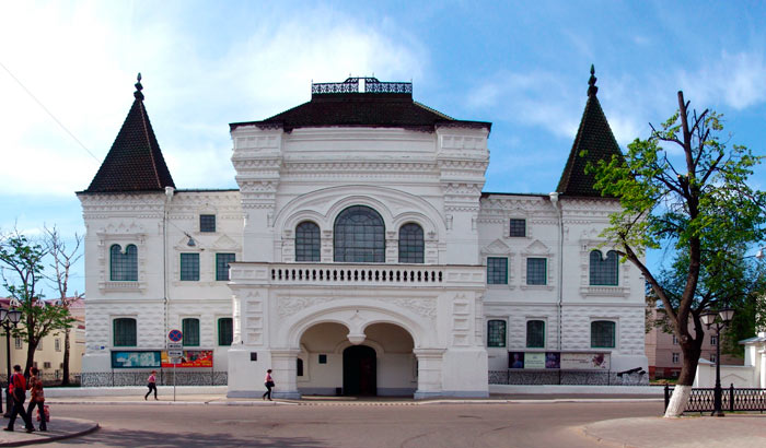 Что посмотреть в Костроме: Гауптвахта