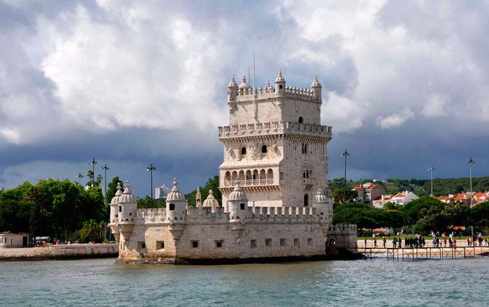 Достопримечательность Португалии: Башня Белен