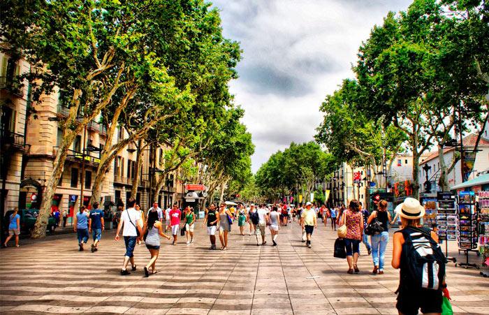 Бальвар Рамбла, Барселона